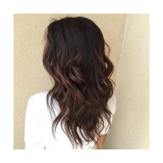 Balayage Hair for Blondes and Brunettes ❤ liked on Polyvore featuring beauty products and haircare