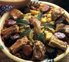 Cozido de Repolho à Algarvia - Gastronomia de Portugal