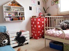 Ikea Rast , kids room , retro , pokój dla dziewczynki