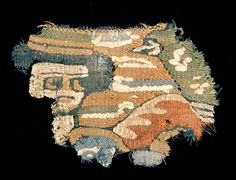 Landscape & Clouds Egyptian Artifact Christian Period Coptic Textile http://www.busaccagallery.com/catalog.php?catid=169=5937=1