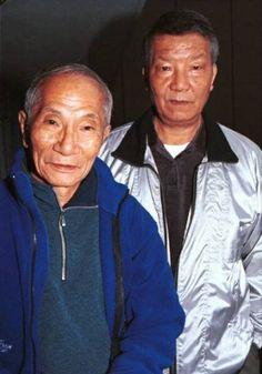 -Ip Man's Sons - Ip Chun & Ip Ching-