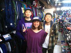 【新宿2号店】 2014年3月28日 CAPをご購入頂きました☆またいつでも遊びに来て下さい(^o^)v