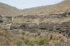 The Ajanta Caves – Ancient Temples Carved from Rock ~ Kuriositas