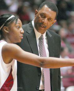 Head Women's Basketball Coach Wendell Hudson