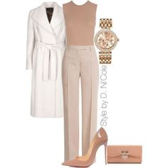 Untitled #2204 by stylebydnicole on Polyvore featuring Emilio Pucci, Maison Margiela, Christian Louboutin and River Island