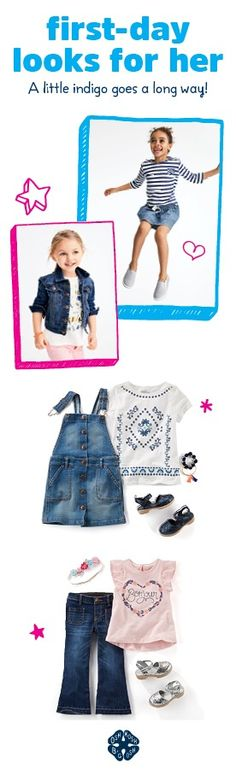 Style up for back to school here!