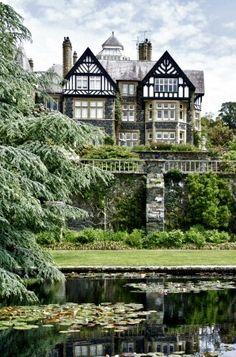 Bodnant Estate, Wales