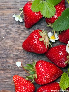 """The Strawberry is called 'the queen of fruits"""" In Asian countries because it's packed with health benefits. Compared to fruits like apples, oranges or bananas, strawberries have the highest amount of nutrients. Sweet, juicy strawberries, with their vibrant red color, can brighten up the flavor and look of any meal. They are not only delicious, →"""