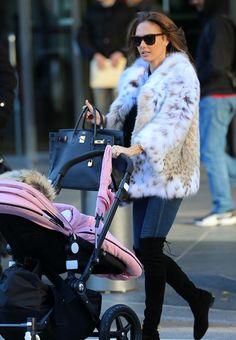 Tamara Ecclestone - NEED this coat