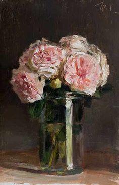 Roses In a Jar: David Francey