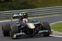 Jarno Trulli, Team Lotus-Renault T128 - 2011 Hungarian Grand Prix