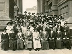 A meeting of the Lady Liverpool fundraisers in Wellington. Is Harriet amongst them?