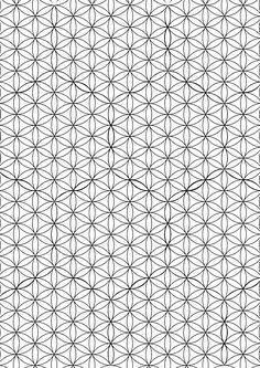 patron flor de la vida lineas flower of life pattern lines Geometric Sleeve Tattoo, Geometric Tattoos, Sleeve Tattoos, Flower Of Life Tattoo, Flower Of Life Pattern, Life Tattoos, Outline, Solar, Tatting