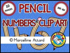 A set of digitally hand drawn pencil shaped number clipart (numbers 0-9). YOU CAN USE A COMBINATION OF THESE NUMBERS TO MAKE LARGER NUMBERS. These images will enhance any project!! They are crispy clear (300dpi) and come with a transparent background (png) so you can layer them onto anything.   #CLIPART #NUMBERS #PENCILS #BACKTOSCHOOL #FUN #GRAPHICS #COMMERCIAL PROJECTS