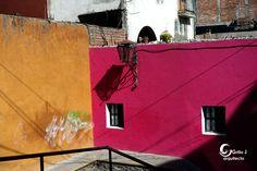 San Miguel de Allende, color y sombra
