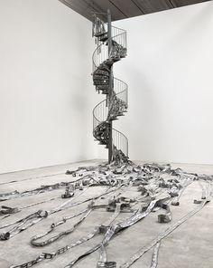 anselm kiefer sculpture - Google Search