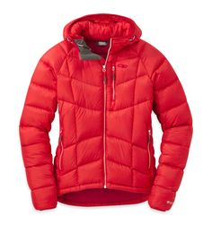 Women's Sonata Ultra Hooded Down Jacket™
