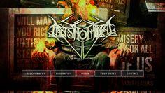 O DYSNOMIA tem uma nova casa na internet. A banda acaba de inaugurar seu website oficial. Na página, o visitante encontra biografia, discografia, agenda, além de poder ouvir músicas, assistir vídeo…