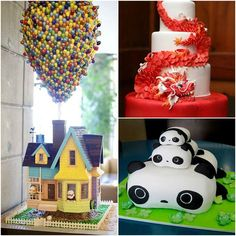 Interesting cake, cool new inspiration from abroad