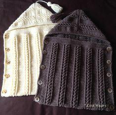 [Free pattern] Crochet Cosy Toes Sleep Sack