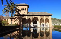 In the Alhambra