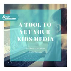How do you keep up with your kid's media?  At 212 we are a big fan of Common Sense Media. You can read about shows, apps, and books before your kids watch them and get age-appropriate suggestions.  https://www.commonsensemedia.org/ Common Sense Media, Apps, App