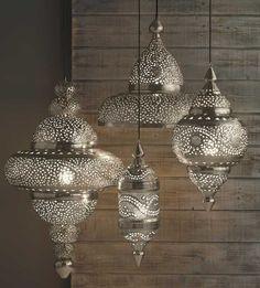 Moroccan Hanging Lamp - VivaTerra