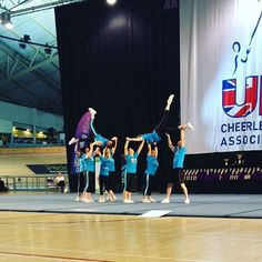We are proud of you! #BigThankYou #UKCA #cheer