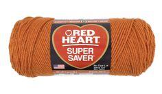 Carrot Super Saver Economy Yarn   Red Heart