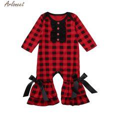 Lanhui Baby Boys Girls Outfits Full Sleeves T-Shirt Tops+Stripe Long Pants Red