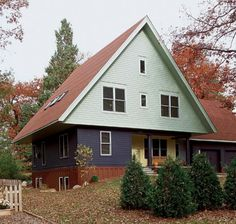 Gallery: Sarah Susanka's Secrets to a House That Fits You Perfectly (Even If It's Not So Big)