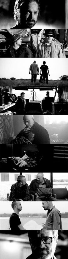 When you look at it a certain way, Walt and Jesse's relationship fits perfectly with an abusive parent and child.