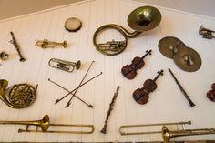 Zack Smith Photography North Carolina Brevard School of Music Center instruments…