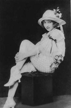 Doris Eaton began performing on stage as a young child, and made her Broadway debut at the age of 13. A year later, in 1918, she joined the famed Ziegfeld Follies as the youngest Ziegfeld Girl ever cast in the show