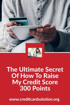 The Ultimate Secret Of How To Raise My Credit Score 300 Points. Do you want to know how to raise your credit score 300 points? Are you in need of tips to help you raise your credit score? If so, continue reading to learn more about the credit repair process and how to raise your credit score. #creditscore #raisecreditscore #bettercreditscore