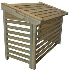 heat pump box to hide your heat pump, #Tilbud på Varmepumpe, #Tilbud på…