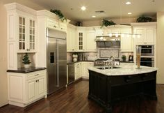 kitchen with black glaze | Phoenix Cabinets, Kitchen Cabinet Doors, Bathroom Cabinetry, Kitchen ...