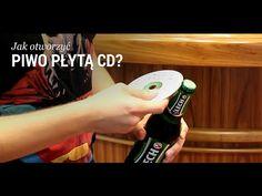 Jak otworzyć piwo płytą CD? • Zaskocz znajomych nowymi umiejętnościami!