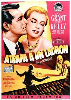 1956 - Atrapa a un ladrón - To Catch a Thief - tt0048728