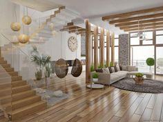 En Güzel Ahşap Ev Dekorasyon Fikirleri