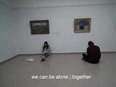 Image via We Heart It #paramore #bealone