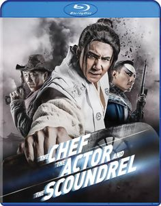 The Chef, the Actor, and the Scoundrel Blu-ray (S) LiveAction