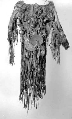 Костюм шамана. Якутия. Музейный экспонат