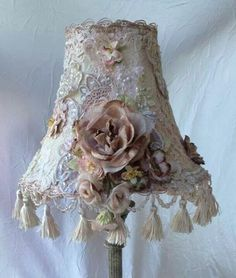 Victorian lamp. ♥