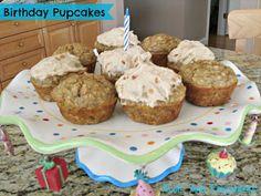 Birthday Pupcakes