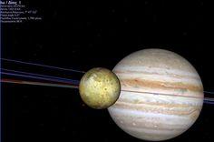 Δορυφόρος του Δία - Ιώ