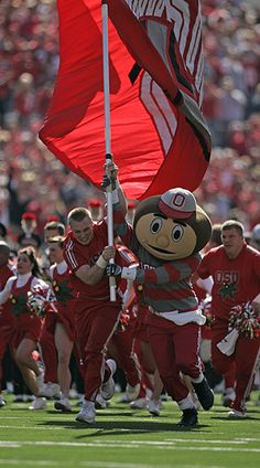 It's about that time again! GO BUCKS!