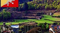 Bután significa tierras altas en sánscrito y en el lenguaje local, tierra del dragón. | Fundación Unida