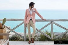 Giacomo Conti Wiosna/Lato 2016 Stylizacja od Giacomo Conti: Amalfi, Suits, Style, Fashion, Swag, Moda, Fashion Styles, Suit, Wedding Suits