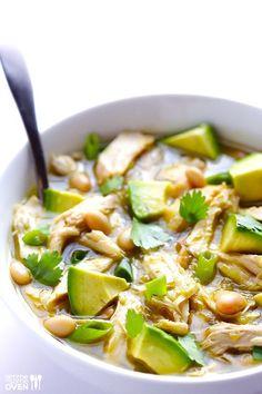 Weißes Hühnchen-Chilli | 23 super leckere Gerichte, die Du schnell zubereiten kannst